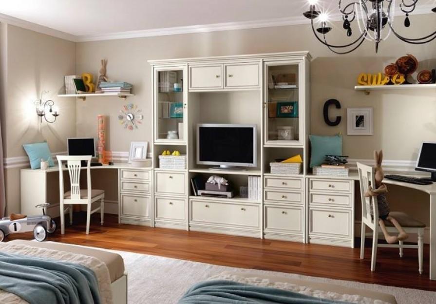 Детская мебель Nostalgia Bianca фото - 4