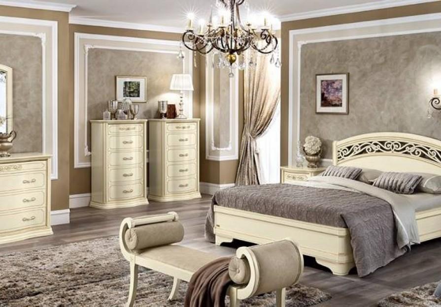 Спальня Torriani Avorio фото - 7