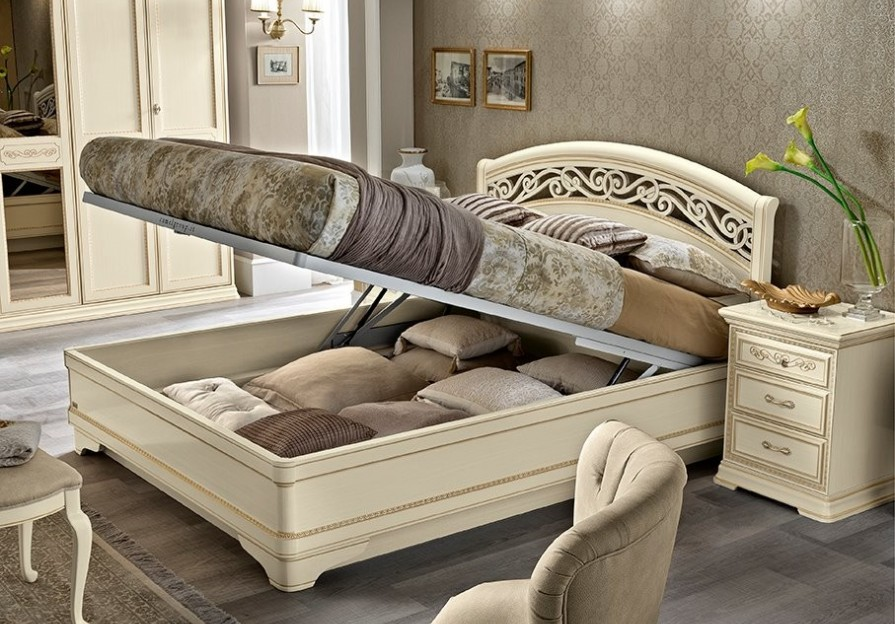 Спальня Torriani Avorio фото - 9