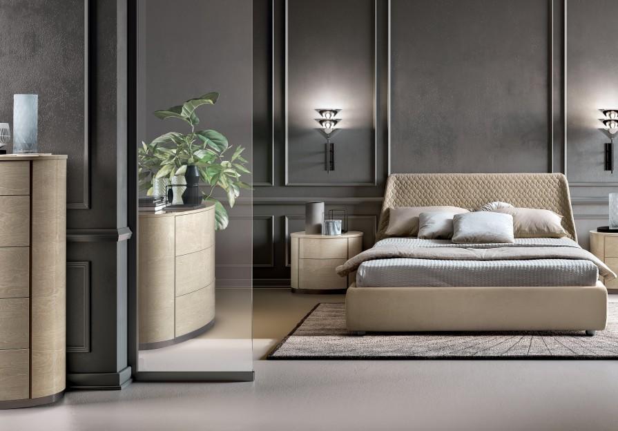 Спальня Round Sabbia фото - 4