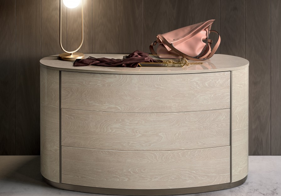 Спальня Round Sabbia фото - 5