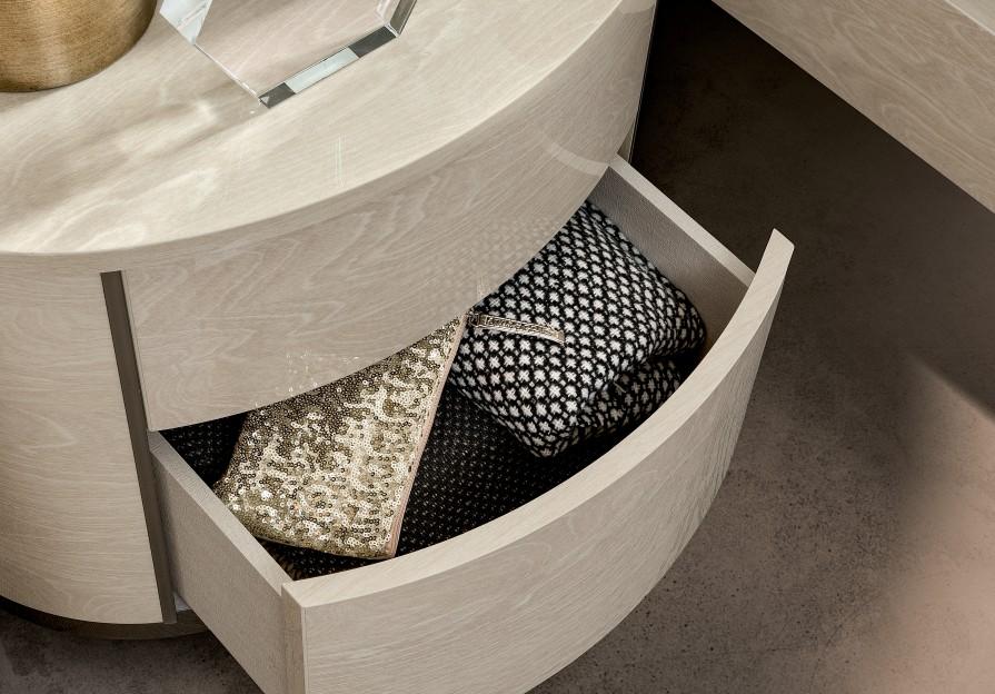 Спальня Round Sabbia фото - 3
