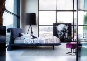 Кровать Onda Tessuto