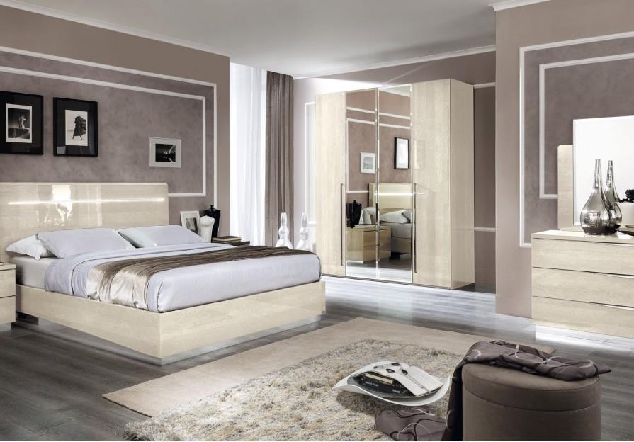 Спальня Platinum Sabbia фото - 6