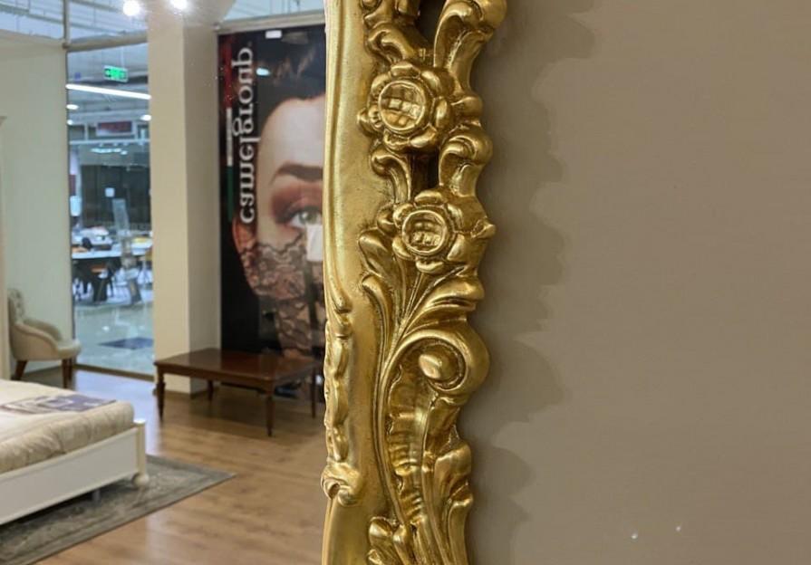 Дзеркало класика Gold фото - 2