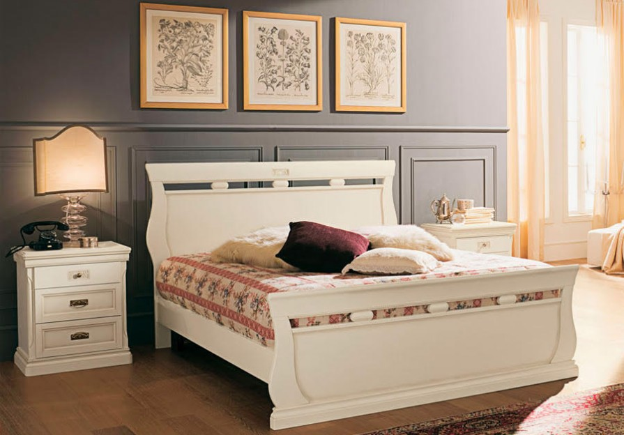 Спальня Venere Avorio фото - 2