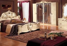 Спальня Barocco Ivory